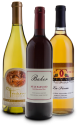 Muscadine wine collection