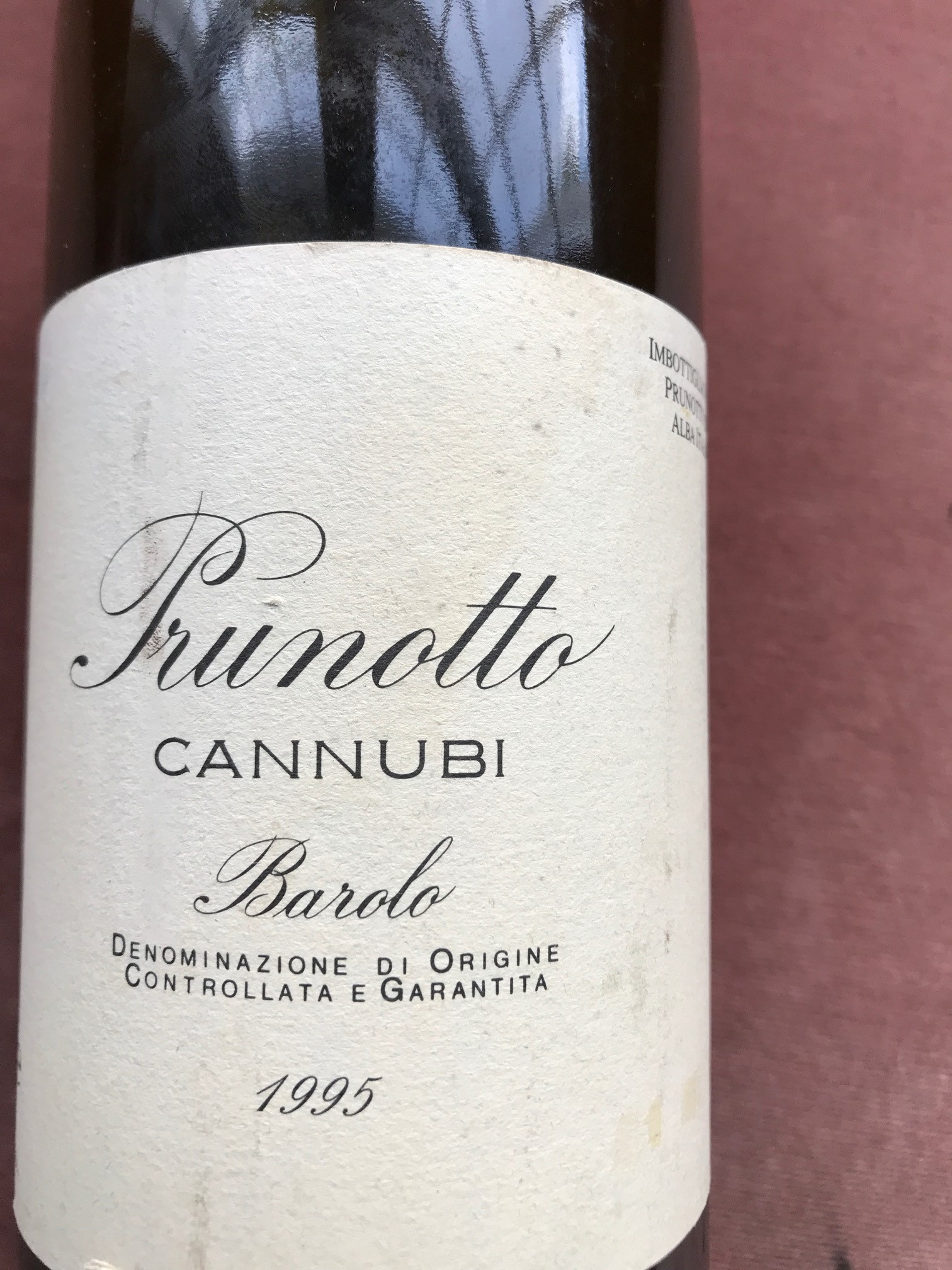 Prunotto Barolo Cannubi 1995.JPG